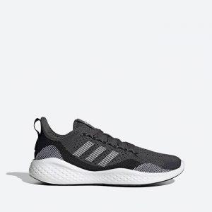 נעלי ריצה אדידס לגברים Adidas Fluidflow 2.0 - אפור