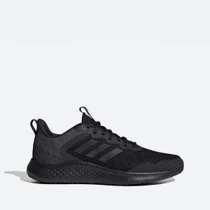 נעלי ריצה אדידס לגברים Adidas Fluidstreet - שחור מלא