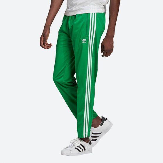 מכנסיים ארוכים אדידס לגברים Adidas Originals Adicolor Classics Firebird Primeblue - ירוק