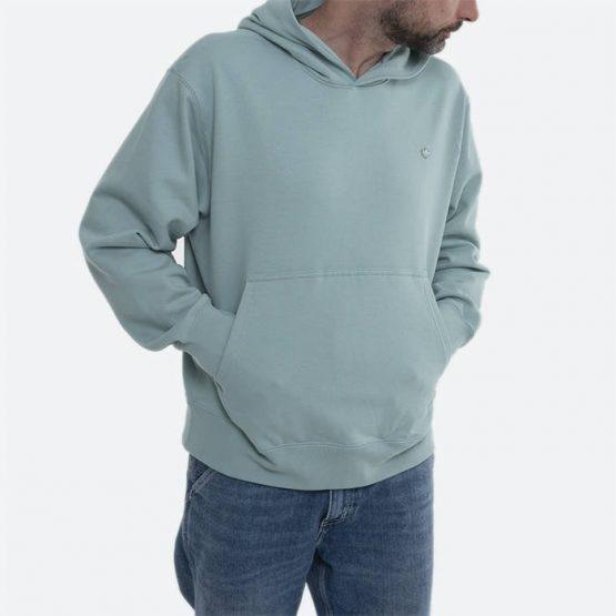 סווטשירט אדידס לגברים Adidas Originals Adicolor Premium - ירוק