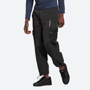 מכנסיים ארוכים אדידס לגברים Adidas Originals Adventure - שחור