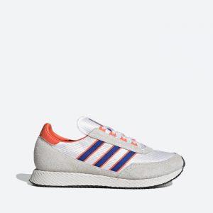 נעלי סניקרס אדידס לגברים Adidas Originals Glenbuck - צבעוני בהיר