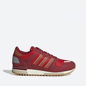נעלי סניקרס אדידס לגברים Adidas Originals ZX 700 - אדום