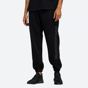 מכנסיים ארוכים אדידס לגברים Adidas Originals x Pharrell Williams Basics - שחור