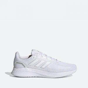 נעלי ריצה אדידס לגברים Adidas Runfalcon 2.0 - לבן