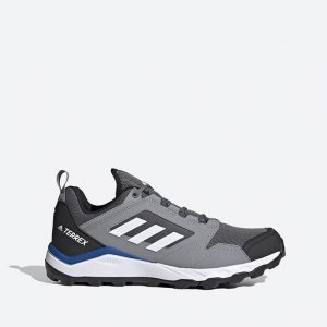 נעלי ריצת שטח אדידס לגברים Adidas Terrex Agravic Tr Trail - אפור