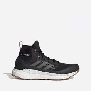 נעלי טיולים אדידס לגברים Adidas Terrex Free Hiker Primeblue - שחור