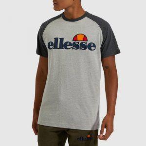 חולצת T אלסה לגברים Ellesse Coper Tee - אפור