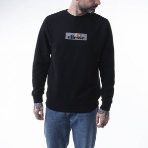 סווטשירט אלסה לגברים Ellesse Livenzo Sweatshirt - שחור