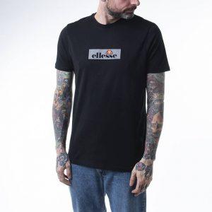 חולצת T אלסה לגברים Ellesse Ombrono Tee - שחור