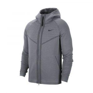 סווטשירט נייק לגברים Nike Sportswear Tech Pack - אפור