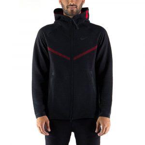 סווטשירט נייק לגברים Nike Tech Pack Zip - שחור
