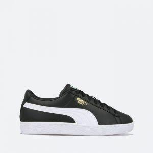 נעלי סניקרס פומה לגברים PUMA Basket Classic XXI - שחור/לבן