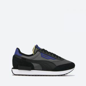 נעלי סניקרס פומה לגברים PUMA Future Rider Core - שחור