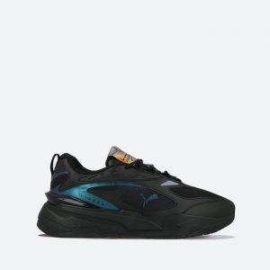 נעלי סניקרס פומה לגברים PUMA RS-Fast Futurverse - שחור
