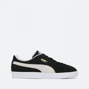נעלי סניקרס פומה לגברים PUMA Suede Classic XXI - שחור