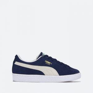 נעלי סניקרס פומה לגברים PUMA Suede Classic XXI - כחול