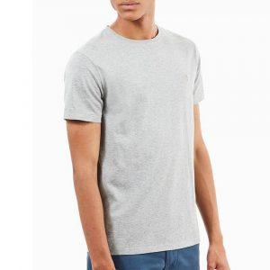 חולצת T טימברלנד לגברים Timberland Deer River Elevated Core - אפור
