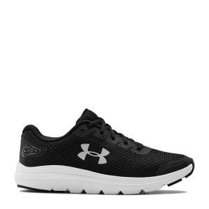 נעלי ריצה אנדר ארמור לנשים Under Armour Surge 2 - שחור/לבן