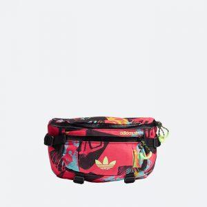 תיק אדידס לגברים Adidas Originals Adventure Waistbag - אדום