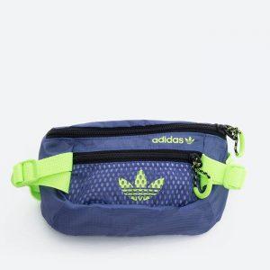 תיק אדידס לגברים Adidas Originals Adventure Waistbag - סגול