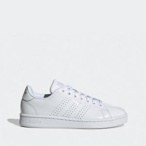 נעלי סניקרס אדידס לנשים Adidas Advantage - לבן