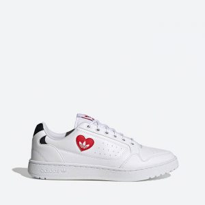 נעלי סניקרס אדידס לנשים Adidas Originals NY 90 - לבן