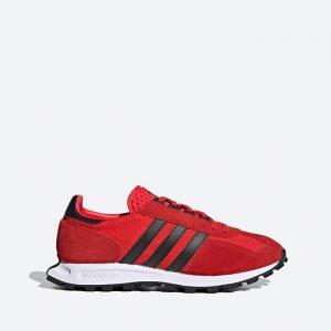 נעלי סניקרס אדידס לנשים Adidas Originals Racing 1 - צהוב