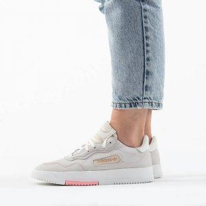נעלי סניקרס אדידס לנשים Adidas Originals SC Premiere - אפור בהיר