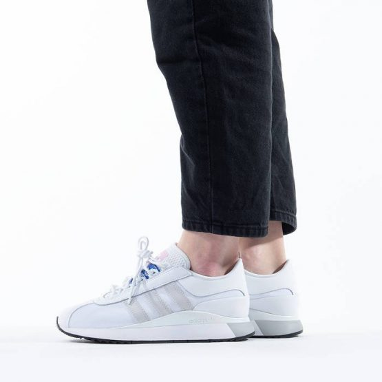 נעלי סניקרס אדידס לנשים Adidas Originals SL Andridge - לבן/ כחול
