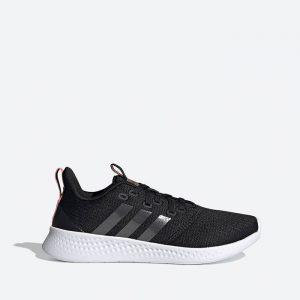 נעלי ריצה אדידס לנשים Adidas Puremotion - שחור/לבן