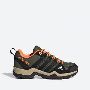 נעלי טיולים אדידס לנשים Adidas Terrex Ax2r K - ירוק