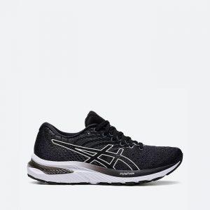 נעלי ריצה אסיקס לנשים Asics Gel-Cumulus 22 - שחור/לבן