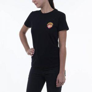 חולצת T קארהארט לנשים Carhartt WIP S/S Sticky - שחור