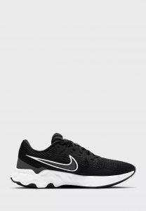 נעלי ריצה נייק לגברים Nike Renew Ride 2 - שחור/לבן