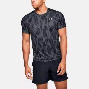חולצת אימון אנדר ארמור לגברים Under Armour SPEED STRIDE - שחור/אפור