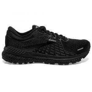 נעלי ריצה ברוקס לנשים Brooks Adrenaline GTS 21 - שחור