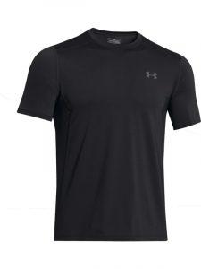 חולצת אימון אנדר ארמור לגברים Under Armour Raid - שחור