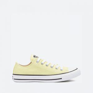 נעלי סניקרס קונברס לנשים Converse Chuck Taylor All Star - צהוב בהיר