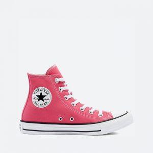 נעלי סניקרס קונברס לנשים Converse Chuck Taylor All Star Hi - ורוד