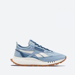 נעלי סניקרס ריבוק לגברים Reebok Classic Legacy - כחול/לבן