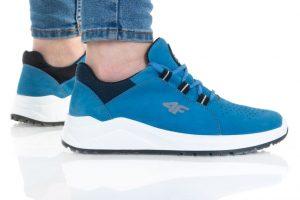 נעלי סניקרס פור אף לנשים 4F OBDL251 - כחול