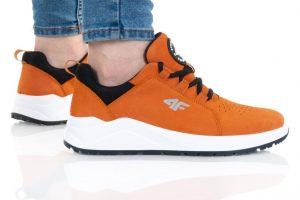 נעלי סניקרס פור אף לנשים 4F OBDL251 - כתום