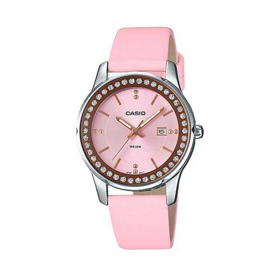 שעון קסיו לנשים CASIO LTP-1358L-2A - ורוד