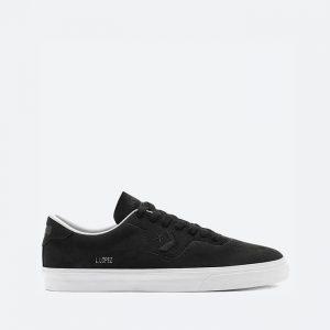 נעלי סניקרס קונברס לגברים Converse Louie Lopez Pro OX - שחור