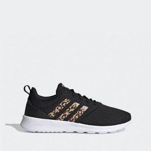 נעלי ריצה אדידס לנשים Adidas QT RACER 2.0 - שחור/צהוב