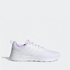 נעלי ריצה אדידס לנשים Adidas QT RACER 2.0 - לבן/סגול