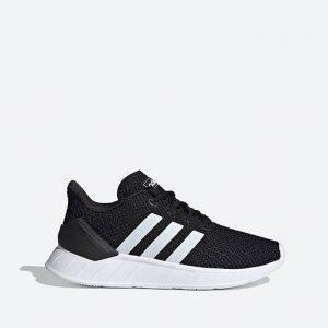 נעלי ריצה אדידס לנשים Adidas Questar Flow Nxt K - שחור/לבן