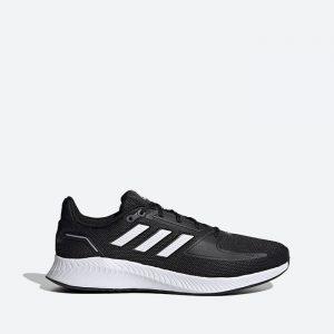 נעלי ריצה אדידס לגברים Adidas Runfalcon 2.0 - שחור/לבן