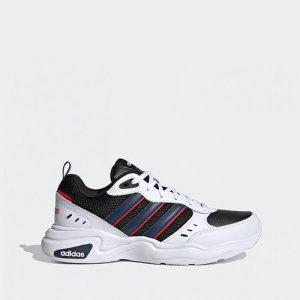 נעלי סניקרס אדידס לגברים Adidas Strutter - לבן/שחור